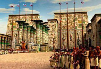 Tempel von Amon in Karnak: Beschreibung, Geschichte und interessante Fakten
