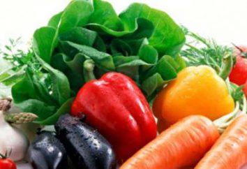 Shade Gemüse für einen Gemüsegarten. Begrünung des Gartens