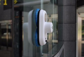 Robot per lavare i vetri Hobot (168 recensioni)