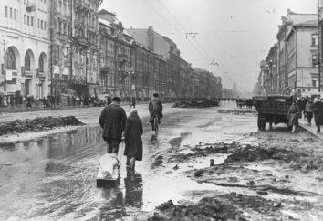 """""""La strada della vita"""" attraverso il lago Ladoga: i fatti storici"""
