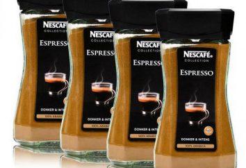 """Café """"Nescafé Espresso"""". Comentarios de los lectores"""