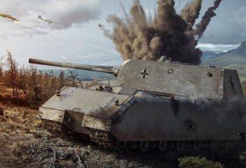 O ramo principal de World of Tanks e as suas características