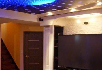 plafonds sans soudure: avis, prix, types de