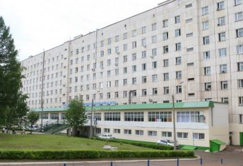Ufa, 21 Hospital: adres, dział, odbiór