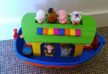 """Die Entwicklung Spielzeug """"Arche Noah"""" Kiddieland mit Ton: Foto, Bewertungen"""