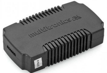 Komputer pokładowy Multitronics MPC-800: specyfikacje, recenzje