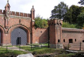 Friedland Gate: la storia degli indirizzi. Museo Kaliningrad