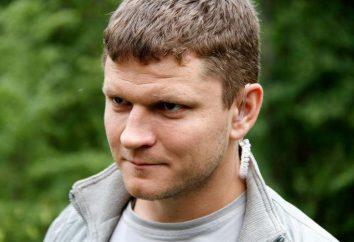 Acteur Sergei Zharkov: biographie, filmographie, vie personnelle