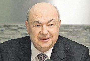 Politico Vladimir Resin: biografia, carriera, lavoro