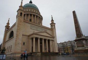 Esaminiamo Potsdam. Luoghi di interesse e luoghi della memoria della città