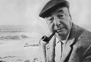 Pablo Neruda: Uma biografia breve, poesia e criatividade. GBOU liceu № 1568 chamado Pablo Neruda