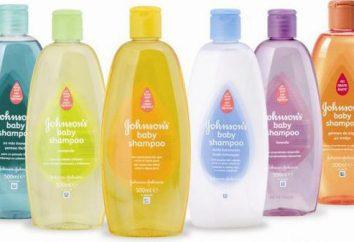 """""""O Bebê de Johnson"""" Baby Shampoo: comentários. Shampoo """"Dzhonson Bebi"""" com camomila"""