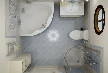 Piccolo bagno? Semplici modi per aumentare lo spazio