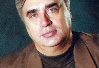 Writer Boris Evseev