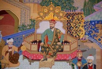 Wer ist Timur? Jahre seines Lebens, Biografie, Kämpfe und Siege von Tamerlan