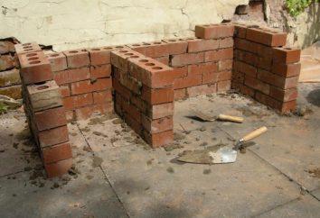 Jak zbudować grill wykonany z cegły z rękami