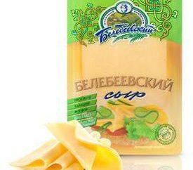 Belebeevsky Käse: Bewertungen von verschiedenen Arten von Produkten