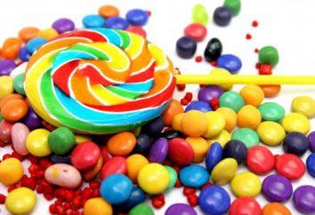 Riddle sobre o doce – o melhor trabalho para as crianças