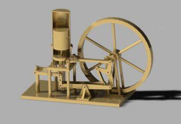 Silnik Stirling jest zasadą działania. Niskotemperaturowy silnik Stirlinga (zdjęcie)