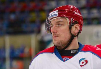 Joueur de hockey russe Igor Grigorenko: carrière biographique et sportive