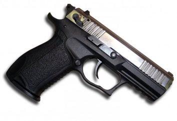 "arma traumático russo ""Jorge"""