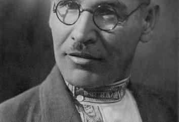 Eshpay Yakov Andreevich: Biografia, opere