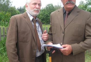 Aktor Jewgienij Papernyi: biografia
