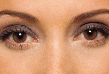 Qual è il più raro colore degli occhi negli esseri umani. Influenza della natura del colore degli occhi