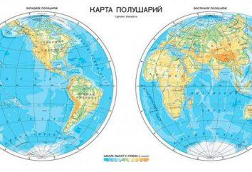¿En qué continente y en el que el hemisferio es Rusia. La posición geográfica de Rusia