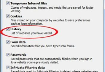 Jak usunąć historię odwiedzanych witryn: instrukcja dla początkujących