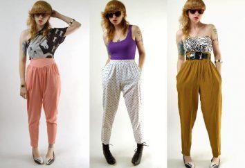 """Spodnie bananowe – trend """"owocowy"""" mody"""