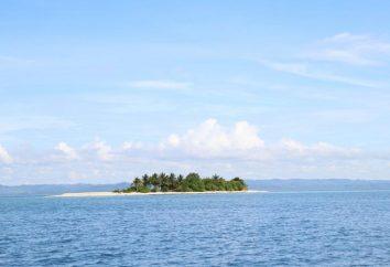 Mer des Philippines: faits intéressants et de la nature