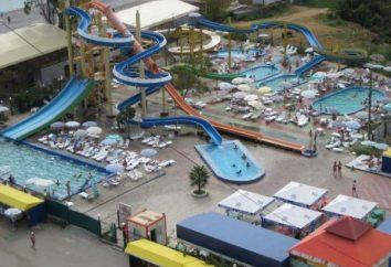 Waterpark in Gagra – il miglior luogo di vacanza per i bambini