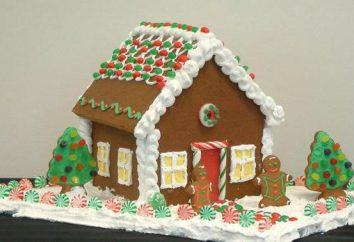 pierniki domy: Przepisy świąteczne