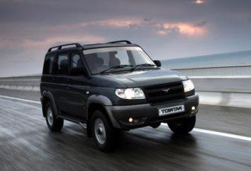 UAZ Patriot – nowy SUV w Rosji