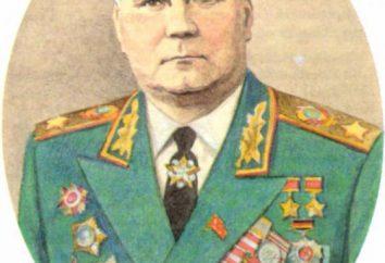 Duas vezes Herói da União Soviética Yakubovskiy Ivan Ignatevich: biografia, fotos