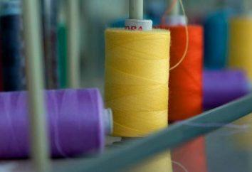 Konfekcja jako gałąź przemysłu lekkiego. Technologie, urządzenia i surowce dla przemysłu odzieżowego