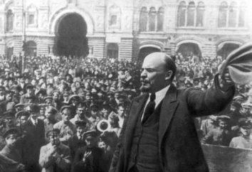 O primeiro evento do poder soviético no campo da economia: história, descrição e efeitos