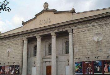 Puszkina Teatr (Krasnojarsk): historia, repertuar, premiera sezon
