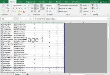 """Jak usunąć słowa """"strona 1"""" w programie Excel: prostą technikę"""