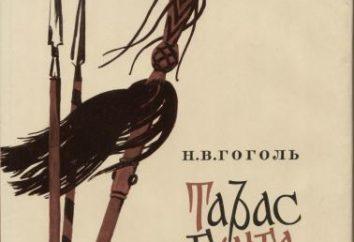 """La storia """"Taras Bulba"""": descrizione del protagonista e dei suoi figli"""