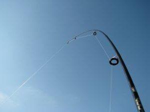 Spinning net-spinning pomocnika połowowego