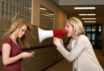 Co zrobić, jeśli dziecko nie słuchać?
