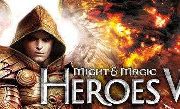 """Das Spiel """"Heroes 6"""": Codes. Might & Magic Heroes VI"""