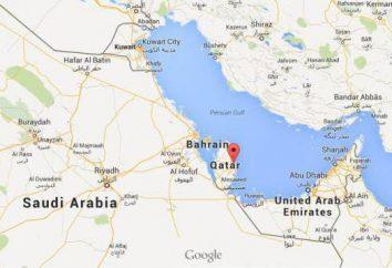 Où se trouve le Qatar? Brève description de l'état