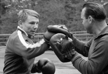 Alexey Kiselev Biografie sowjetische Boxer und Trainer