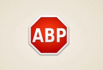 """Adblock Plus: opiniones. programa de Adblock Plus para el """"Android"""""""