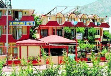 Britannia Hôtel 3 * (Kemer / Turquie): description de l'hôtel, avis. Vacances en Turquie