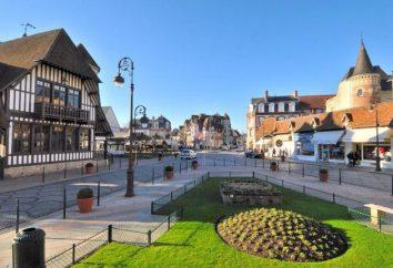 Deauville, França: o charme da Baixa Normandia