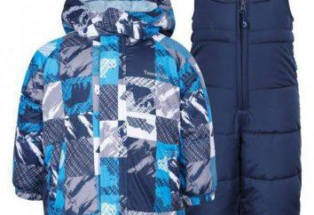 Avis: Tokka Tribe. Vêtements d'hiver pour les enfants